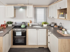 Luxury Caravans (3 bed)