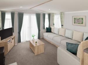 Luxury Caravans (2 bed)