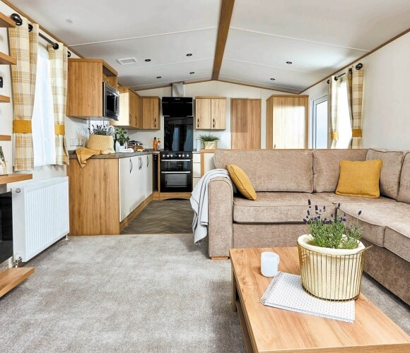 Seaview (3 Bed) Super Luxury Caravans image
