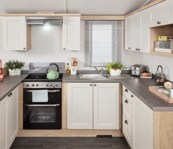 Luxury Caravans (2 bed) image