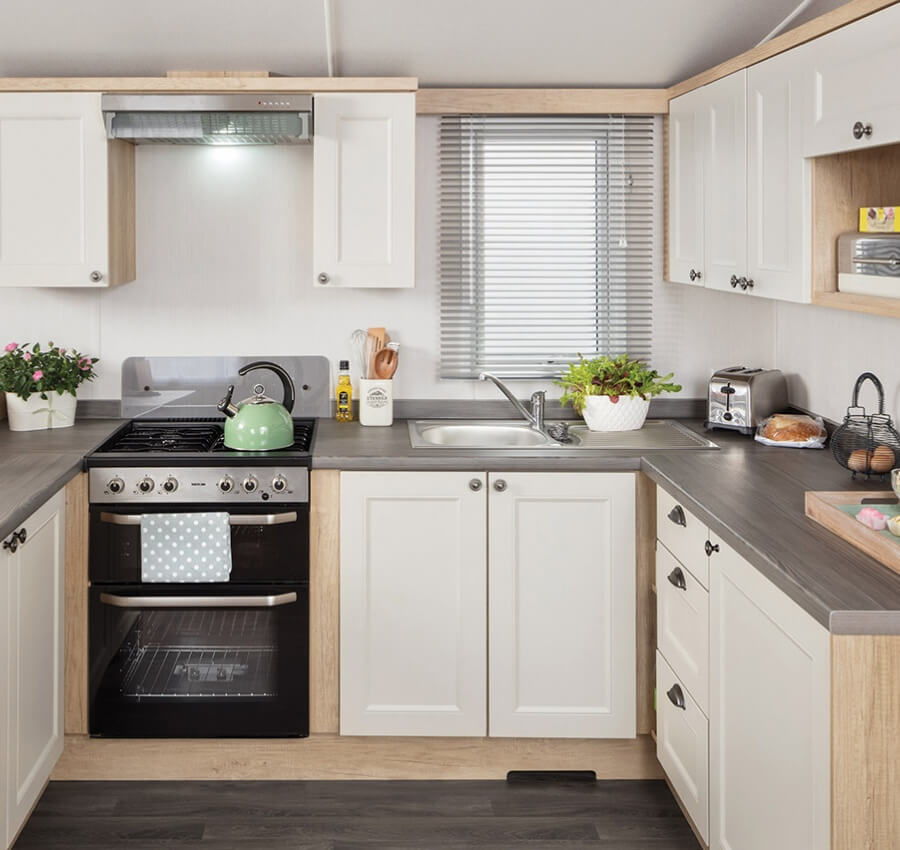Luxury Caravans (2 bed)