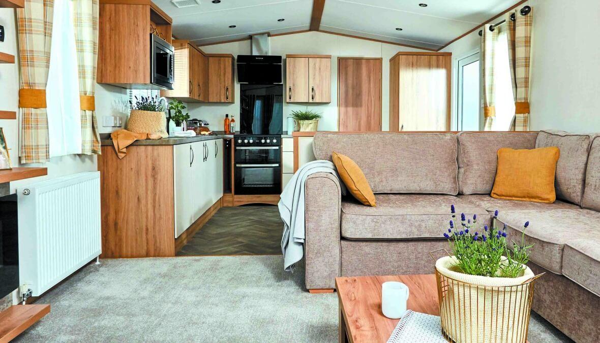 Super Luxury Caravans (3 Bed)