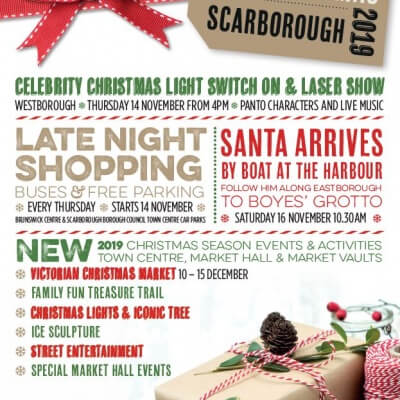 Countdown to Christmas at Scarborough