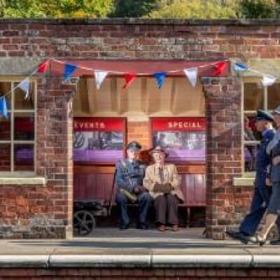 Railway in Wartime at North Yorkshire Moors Railway