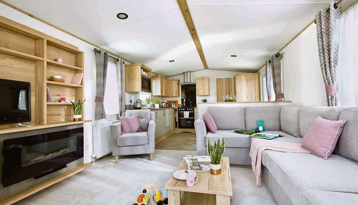 Northcliffe (3 Bed) Super Luxury Caravans