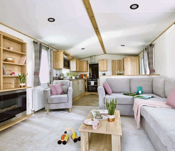 Northcliffe (3 Bed) Super Luxury Caravans image