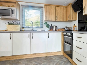 Seaview (3 Bed) Super Luxury Caravans